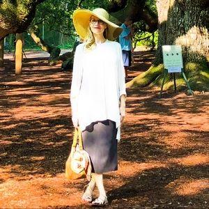 Eileen Fisher Tops - Eileen Fisher Long Sleeve mandarin tunic